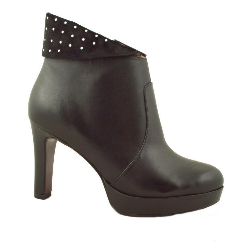 ΓΥΝΑΙΚΕΙΟ ANKLE BOOT TAMARIS HEART SOLE