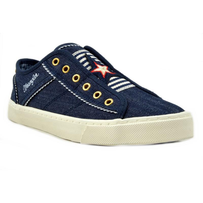 ΓΥΝΑΙΚΕΙΟ CASUAL SNEAKERS WRANGLER